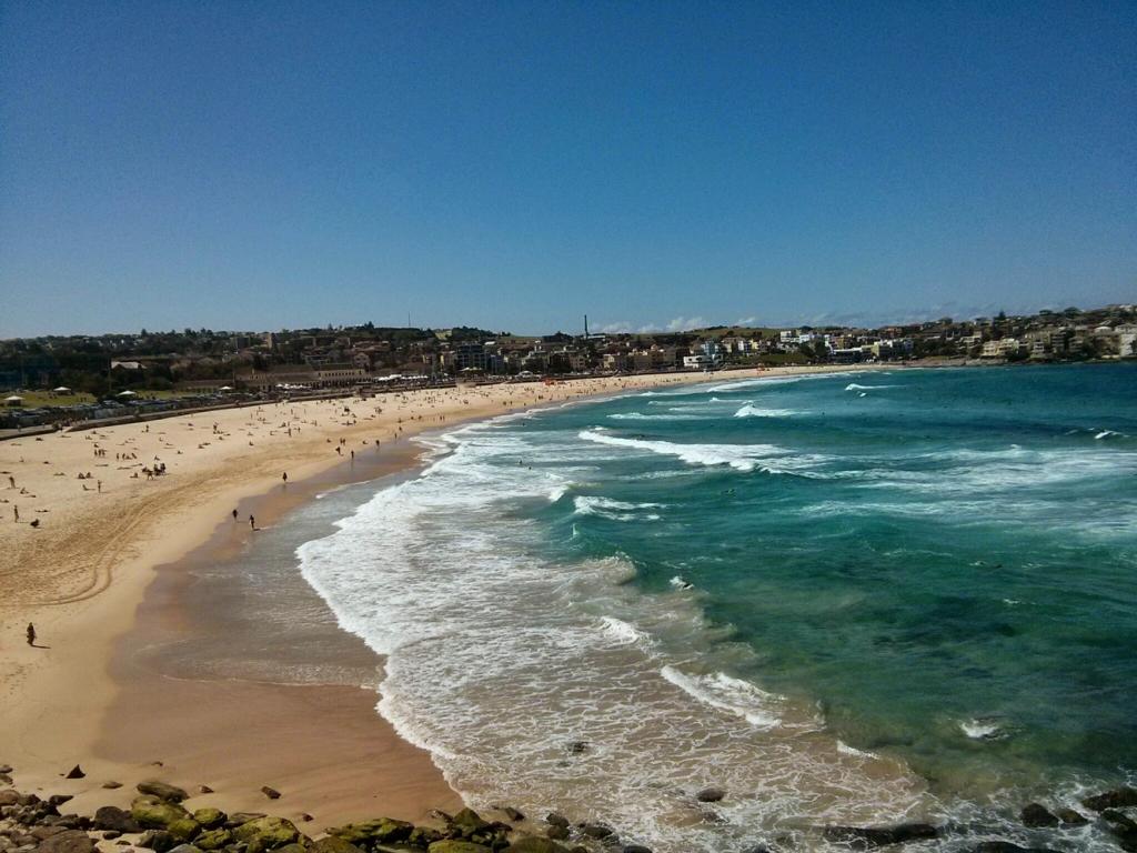 2014 |Bondi Beach, Sydney – Australia