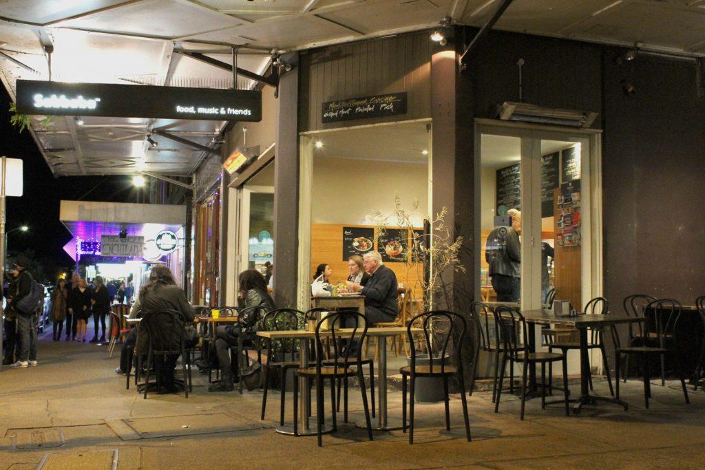 Sabbaba Restaurant - Bondi Beach
