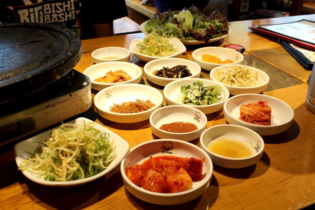 Tonchang: Ton-toro BBQ set (sides)