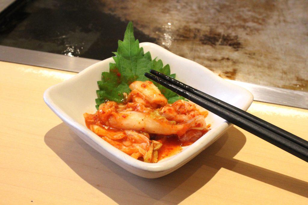 Entree: Kimchi