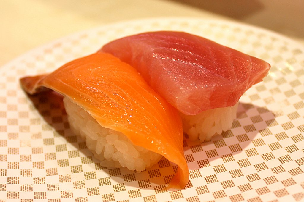 Tuna and Albacore tuna