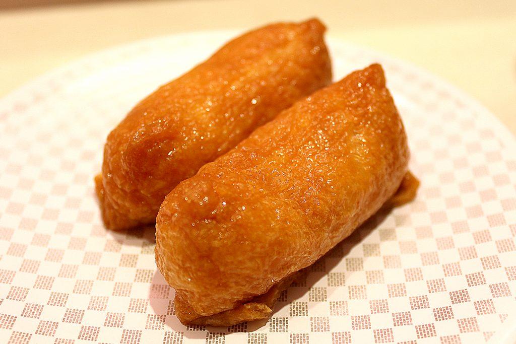 Inari (sweet rice)