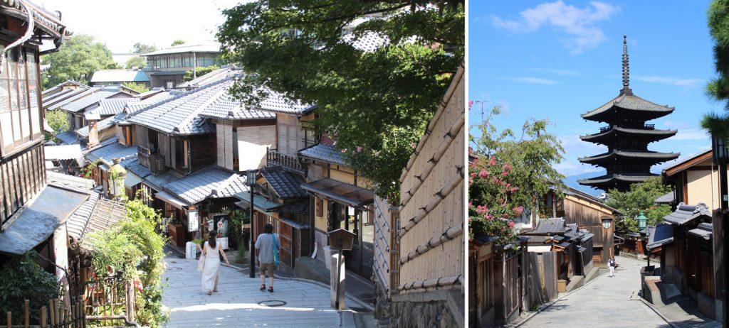 Kiyomizu-dera surrounds
