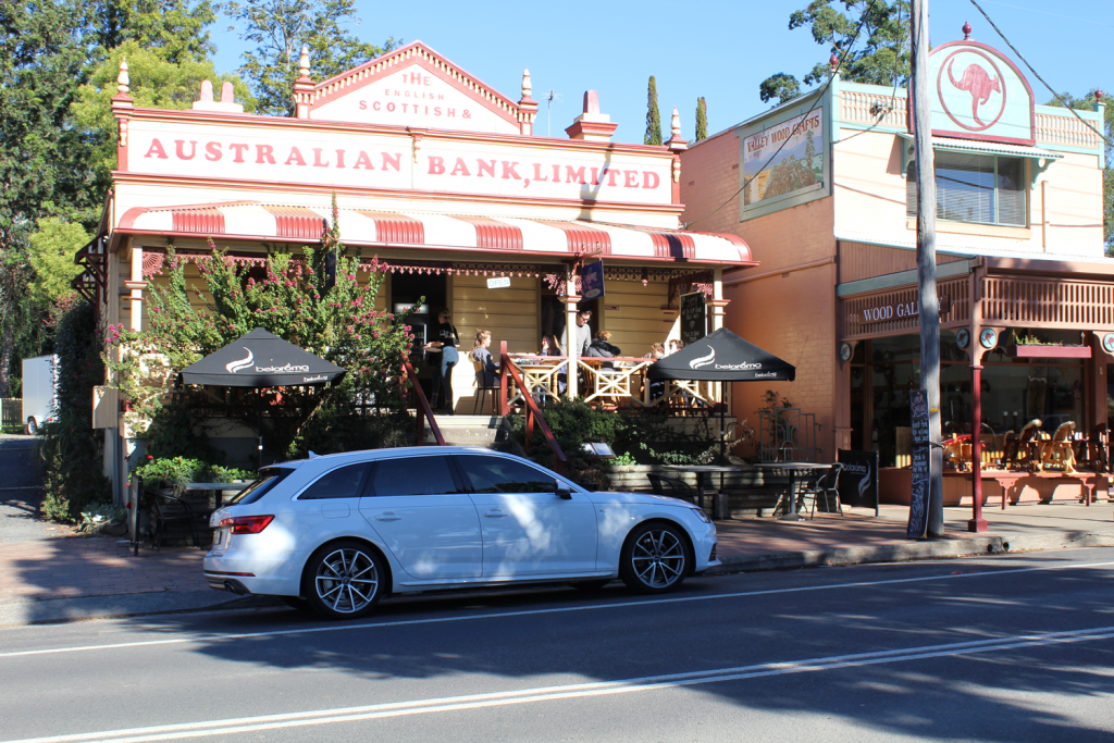 Kangaroo Valley Town Centre