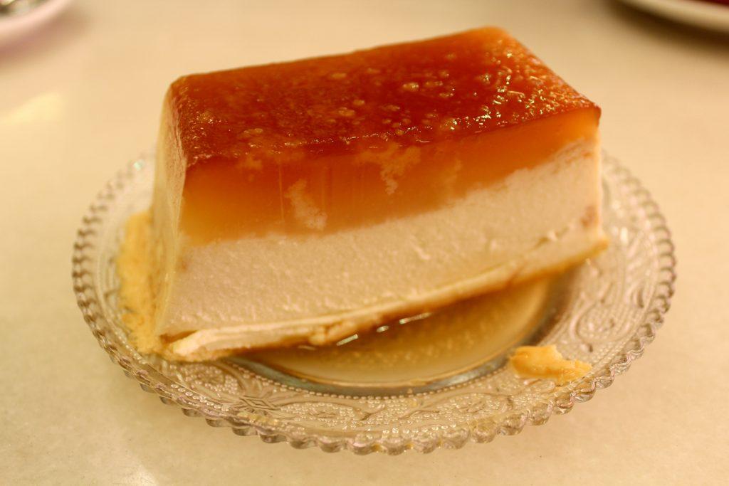 Cheese pudding - Flan de Matò
