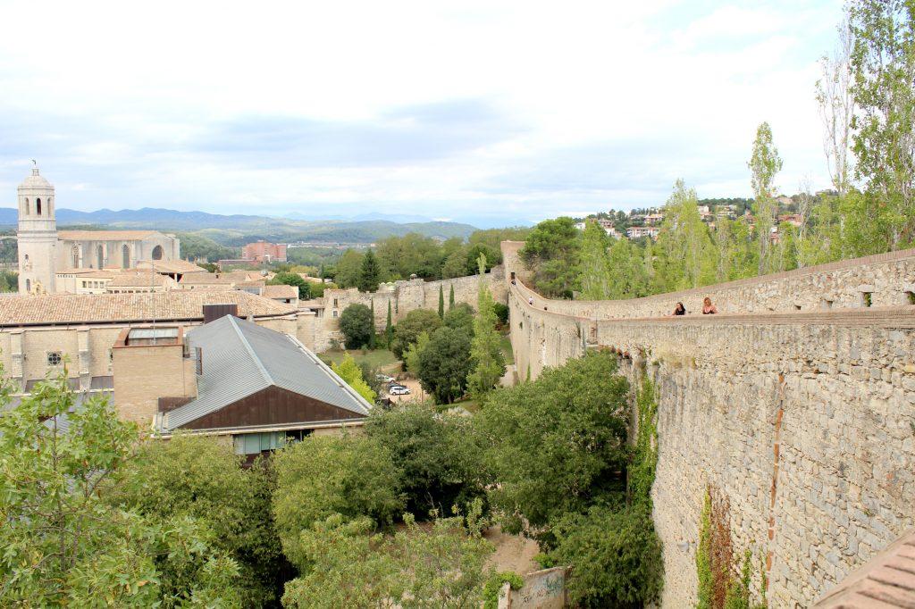 Muralles de Girona