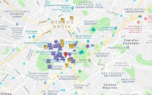 3 days in Athens - attractions.